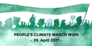 © Climate March - Illustration: Alexander Neubauer, alexanderneubauer.at